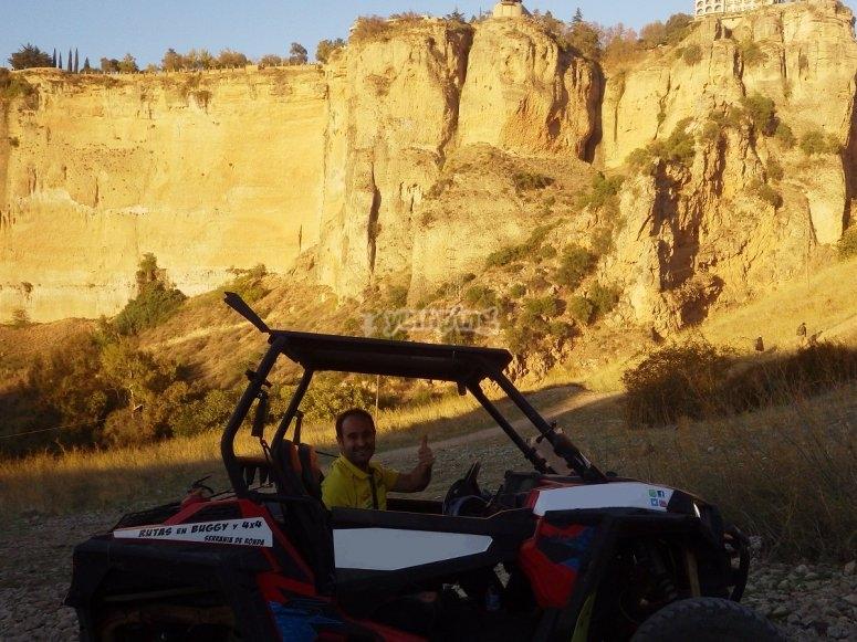 Excursion en buggy