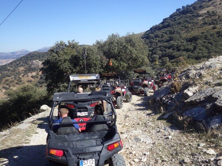 Expedicion en buggy