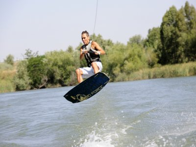 1h Wakeboarding in Tenerife + photo
