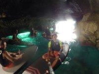 Las cuevas de Nerja