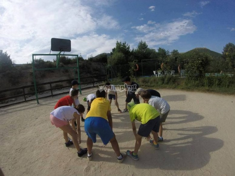 Actividad deportiva