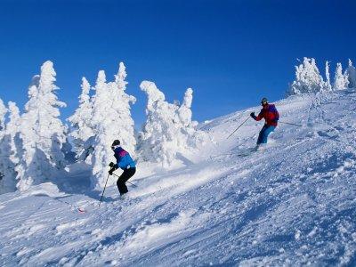 Eskalamandra Esquí