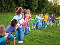 Campamentos con actividades para ninos