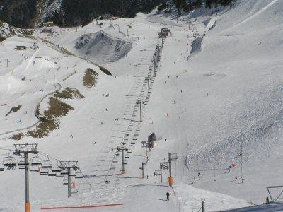 Vallnord滑雪通行证2天成人