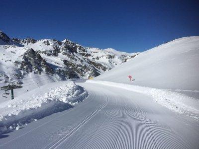 Vallnord儿童滑雪通行证2天