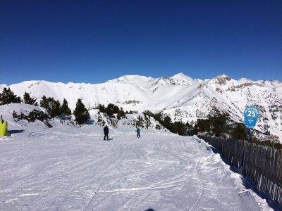 Vallnord半滑雪通行证 -  Pal Arinsal Children