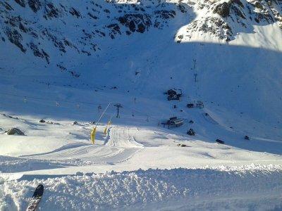 Vallnord成人站的自由式滑雪通行证