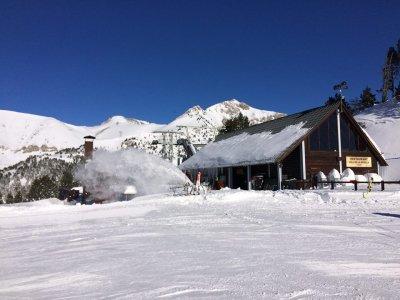 Curso de esquí para niños en Vallnord de 12horas