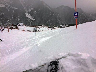 Curso de esquí grupos infantiles en Vallnord 15h