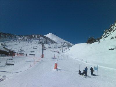 Vallnord成人单板滑雪课程12小时