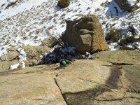 Giornata dell'arrampicata e neve