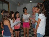 Campamento de musica para niños en Madrid 12 días