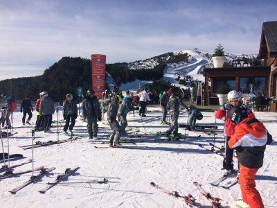 儿童滑雪课Pal Arisal Easter