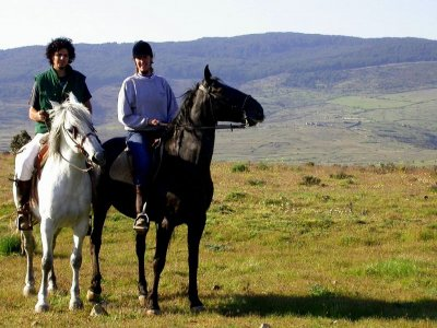 Paseo a caballo y alojamiento 1 noche en Ocaña