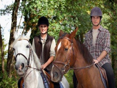 Paseo a caballo con comida y alojamiento en Ocaña