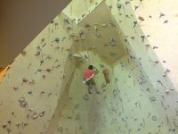Curso de escalada en rocódromo