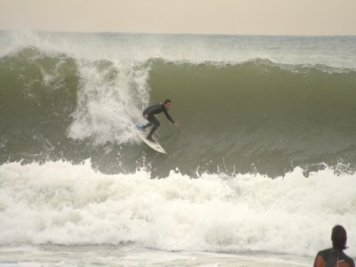 Material de surf en Castelldefels 2 horas