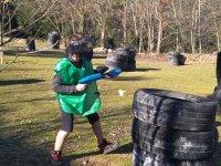 卡尔德儿童彩弹射击