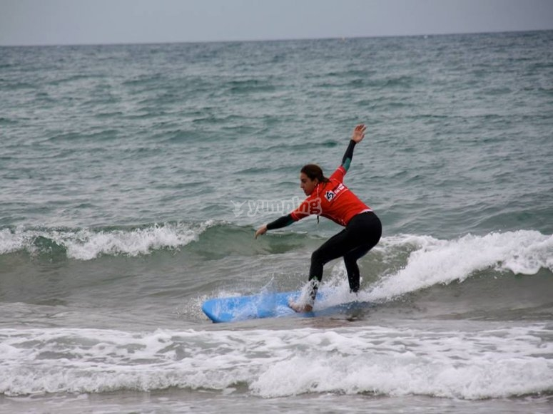 Surfeando por tu cuenta para mejorar