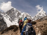 Mountaineering routes