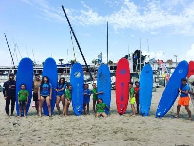 Surf camp a Sitges in estate 5 giorni al mattino