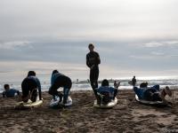 在锡切斯改善冲浪课程4天