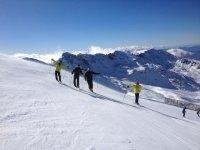 内华达山脉私人滑雪课程2小时