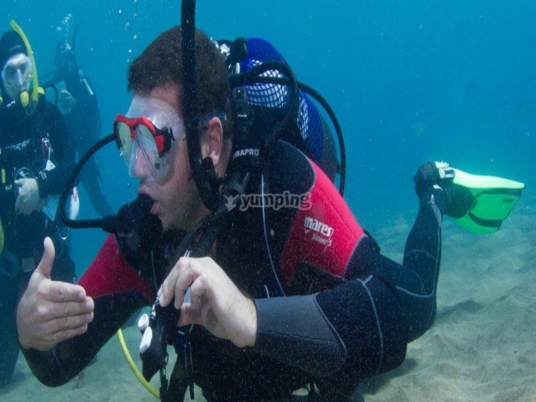 专家潜水监测仪