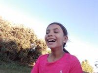 Alumna campamento Montellano