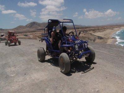 Excursión en buggy por Caleta de Fuste 3 horas