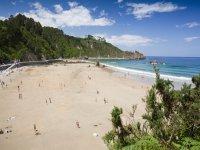 spiaggia di mura di nalon