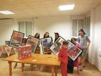 Campamento de inglés para niños en Granada