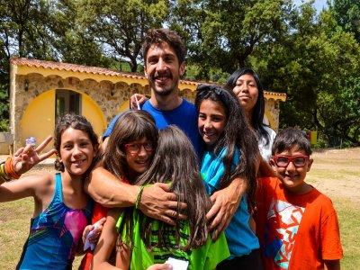 Campamento de inglés para niños en Los Calares