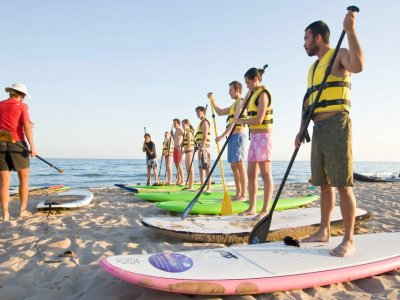 Oxygen Events Paddle Surf