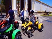 Spyder motor quad de todos los colores