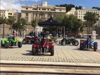 Sypder motor visitando Cartagena