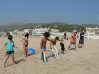 Iniciación en la capoeira