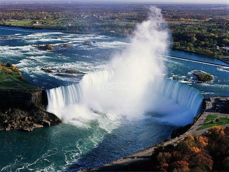 加拿大的自然景观