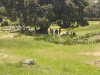 Rutas de senderismo en la naturaleza en El Barraco