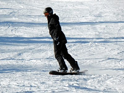 Clase de snowboard con material Sierra Nevada 3h