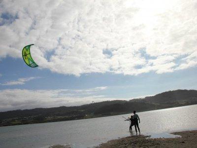 Surfari Surf Camp Kitesurf