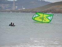 Kite sobre el mar