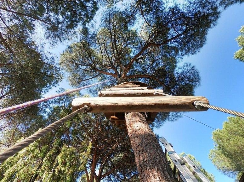 Escaleras en de madera Torrelodones