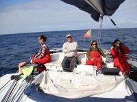 Paseo en barco por Gijón de 4 horas