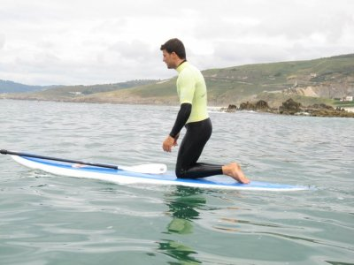 Surfari Surf Camp Paddle Surf