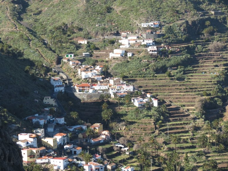 Pueblo de Imada