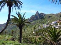 Hacer senderismo en Canarias