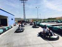 Conducir karts en circuito de La Rioja