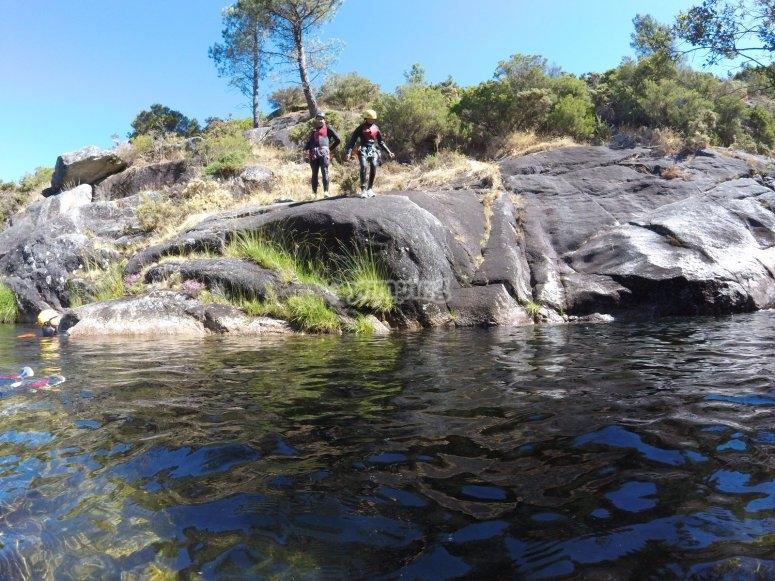 Deportes en el rio Ulla