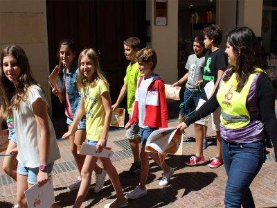 Aprender inglés+comida para niños durante 3 días